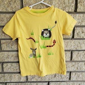 Size 4T safari t-shirt